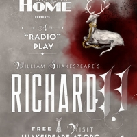 Shakespeare@home Presents Final Episode Of RICHARD II This Sunday Photo