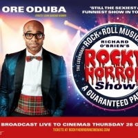 THE ROCKY HORROR SHOW Announces Live Cinema Screening Across UK & Europe Photo