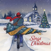 Chanticleer Releases New Christmas Album, Photo