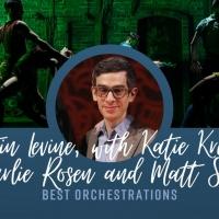 MOULIN ROUGE!'s Katie Kresek, Justin Levine, Charlie Rosen & Matt Stine Win 2020 Tony Awar Photo