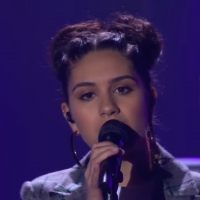 VIDEO: Watch Alessia Cara Perform '7 Days' on THE LATE LATE SHOW WITH JAMES CORDEN!