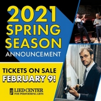 Lied Center Announces 2021 Spring Season Featuring Kelli O'Hara, Michelle Ellsworth a Photo