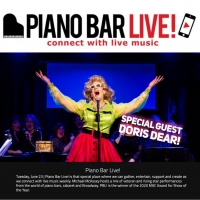Doris Dear Joins PIANO BAR LIVE! CELEBRATING THE ART OF DRAG Photo