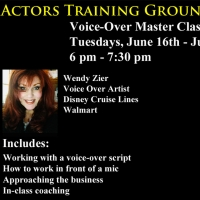 V.O. Artist Wendy Zier to Host Voice-Over Master Class