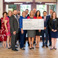 Gulfshore Playhouse Announces First Corporate Gift From Bank Of America For New Theat Photo