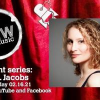 A Little New Music SPOTLIGHT SERIES Presents Anna K. Jacobs Photo