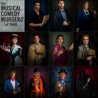 THEMUSICAL COMEDY MURDERS OF 1940 Opening At Artisan Center Theater
