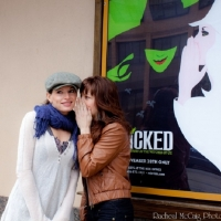 Audition Master Class with WICKED's Jackie Burns and Chandra Lee Schwartz Comes to LA Photo