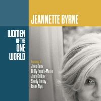 Jeannette Byrne Releases New Album WOMEN OF THE ONE WORLD Photo