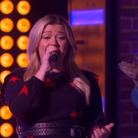 VIDEO: Kelly Clarkson Covers 'Close' on THE KELLY CLARKSON SHOW Photo