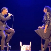STAGE TUBE: Joan Vázquez Y Patricia Paisal cantan 'Last Night Of The World' Photo