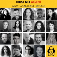 Full Cast Announced For The Show Must Go Online's Live Streaming Of MUCH ADO ABOUT NO Photo