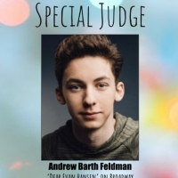 Andrew Barth Feldman Joins Panel Of Judges For Living Room Songwriters Competition Photo