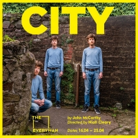 CITY Will Be Presented Online By Everyman Cork Photo