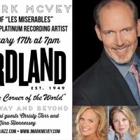 J. Mark McVey Comes to Birdland Jazz Club