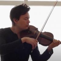 VIDEO: Stefan Jackiw Performs Prokofiev's Violin Concerto No. 2 Photo