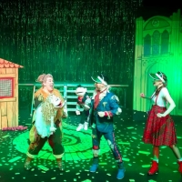 BWW Review: THE PURE AMAZING WIZ OF OZ, Websters Theatre, Glasgow Photo