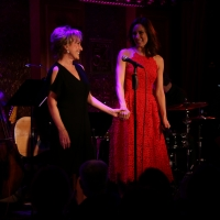 VIDEOS: Get Ready For Laura & Linda Benanti on THE SETH CONCERT SERIES Sunday Photo