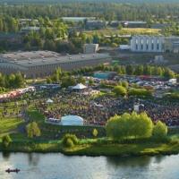 Live Nation & Les Schwab Amphitheater Partner to Bring More Live Music to Oregon Photo