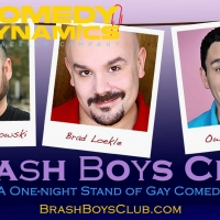 Comedy Dynamics Has Acquired Worldwide Rights To The First Gay Male Stand Up Comedy A Photo