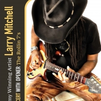 Musician Larry Mitchell Announced at WYO Theater Photo