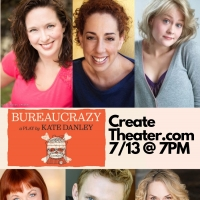 Diana Costa, Kimberly Lewis, Beth Leckbee and More to Star in Reading of BUREAUCRAZY Photo