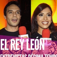 BWW TV: Entrevistas con el reparto de la décima temporada de EL REY LEÓN Photo