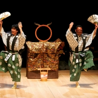 Japan Society Presents Virtual Kyogen Performance Double Feature  Photo