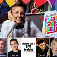 BWW Previews: Music Artists Fill PAJAMA CAST PARTY Lineup For January 4 Photo