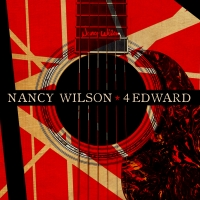 Nancy Wilson Releases '4 Edward' Photo