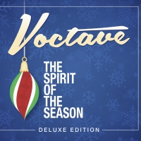 """VOCTAVE Releases New A Capella Holiday Album """"The Spirit Of The Season"""" Photo"""