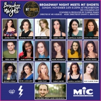 Broadway Night Will Host MT Shorts to Celebrate the Release of New Musical Short Fil Photo