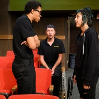 BWW Review: Annie Baker's THE FLICK at Shotgun Players is Astute Observations of Three Lonely, Dysfunctional Theater Attendants