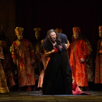 BWW Review: The Met's Short Version of BORIS is Good-Enough for Me Photo