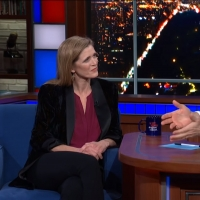VIDEO: Author Samantha Powers Talks About Putin on THE LATE SHOW WITH STEPHEN COLBERT