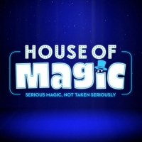 Delirious Comedy Club Adds A New Show, HOUSE OF MAGIC, to Las Vegas Lineup Photo