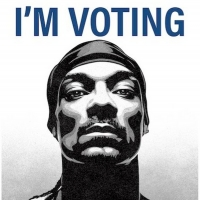 Snoop Dogg Launches Online Voter Registration Drive #VoteWithSnoop Photo
