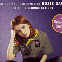 Rosie Day Chats INSTRUCTIONS FOR A TEENAGE ARMAGEDDON at BarnFest, Cirencester Interview