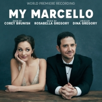 World Premiere Recording of MY MARCELLO Featuring Santino Fontana & More Now Availabl Photo