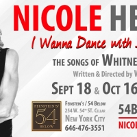 Award-Winning Vocalist Nicole Henry Celebrates The Songs Of Whitney Houston  At F Photo