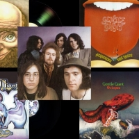 Gentle Giant To Release First 4 Albums On Vinyl