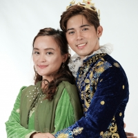 Kids Acts Philippines Stages SLEEPING BEAUTY; Show Premieres Sat., Aug. 24 Photo