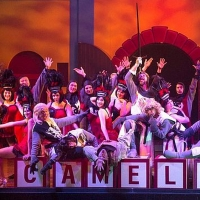 BWW Review: SPAMALOT at Theater Hof