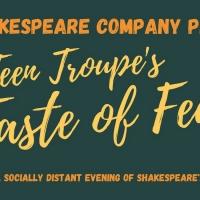 Elm Shakespeare Company Presents TASTE OF FEAR Photo