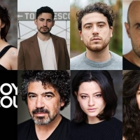 Casting Announced For For TWO PALESTINIANS GO DOGGING