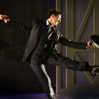 SINGIN' IN THE RAIN at Olney Theatre Center is Toe Tapping Terrific!