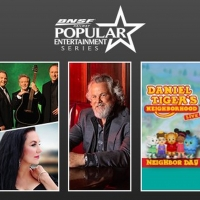 Performing Arts Fort Worth Announces 2021-2022 Lineup for the BNSF Popular Entertainm Photo