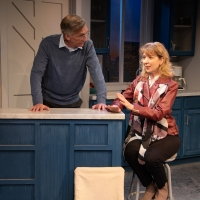 BWW Review: BONE ON BONE Enthralls at NJ Rep-A 35-Year Marriage in the Throws of Tran Photo