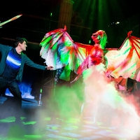 BWW Review: Teenage Demigods On A Quest in THE LIGHTNING THIEF: THE PERCY JACKSON MUS Photo