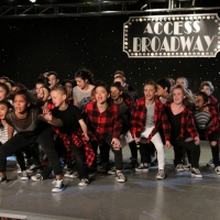 Free To Be Me Studio Dynamix Competition Team Selected for World Championships Of Per Photo